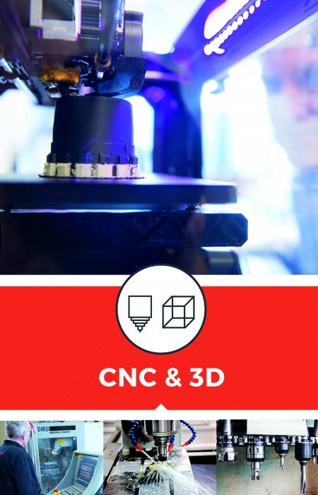 CNC en 3D